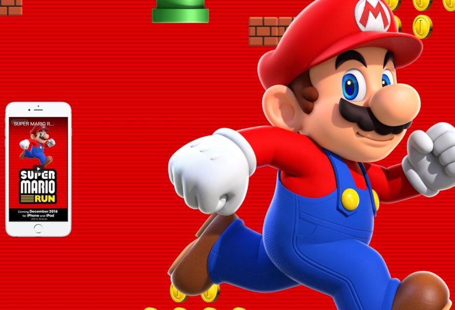 Arriva su App Store il gioco Super Mario Run di Nintendo